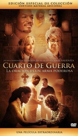 DVD de «Cuarto de guerra» llega a América Latina