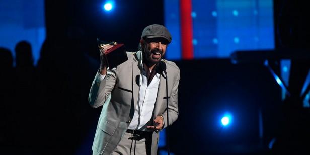 Juan Luis Guerra -Gran Ganador en los Grammy Latinos-
